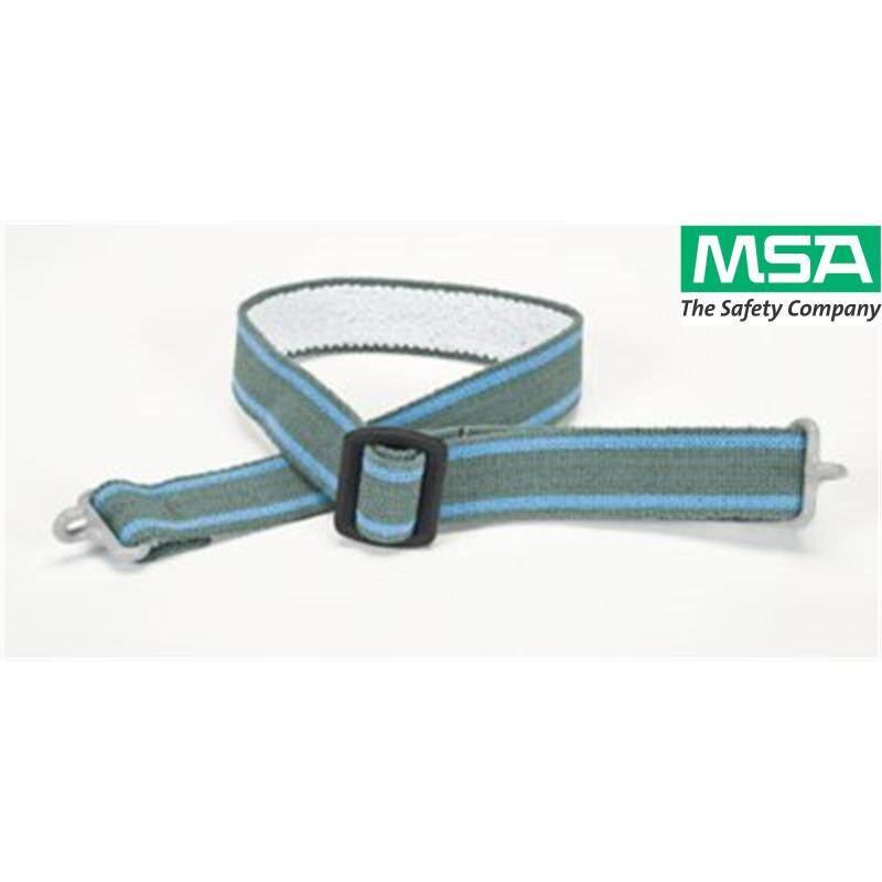 MSA Elastic Chinstrap for MSA Helmet Head Protection