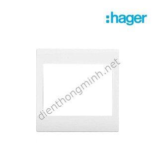 Mặt Viền Hager - WGC1 dòng 10088 thumbnail
