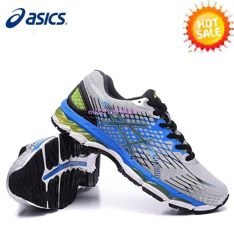 2019 Mens Running Shoes ASICS Gel Nimbus 17 Trainers Running Sports Sneakers New