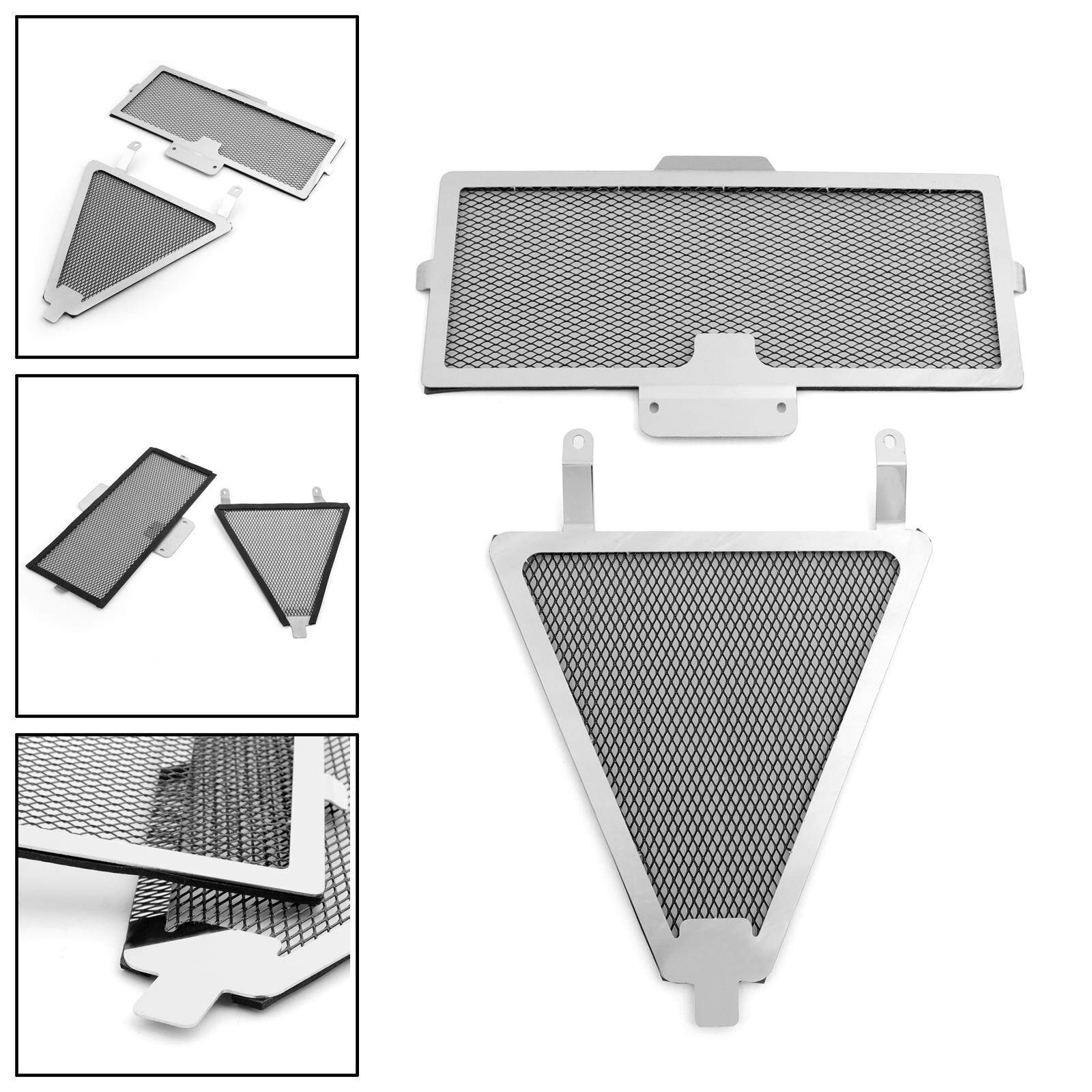 Areyourshop Black Radiator Guard Cover Oil Cooler For Ducati 1299 1199 959 899 Panigale By Areyourshop.