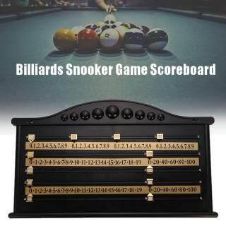 Nhựa Billiards Bảng Điểm Bảng Ghi Bàn Trò Chơi Bi Da Máy Nghe Nhạc Tính Toán Số- thumbnail