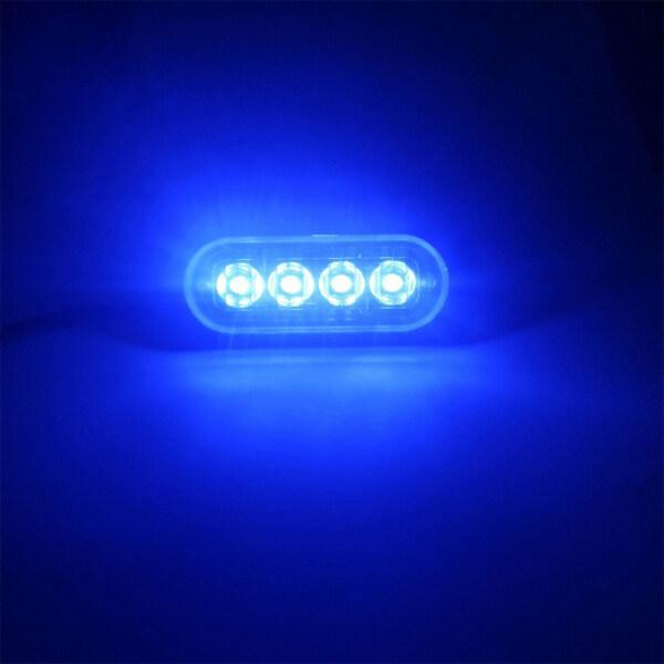 Bảng giá Coolmanloveit Đèn LED Cảnh Báo Khẩn Cấp, Đèn Bên Xe Cứu Thương Xe Tải Van, Siêu Sáng