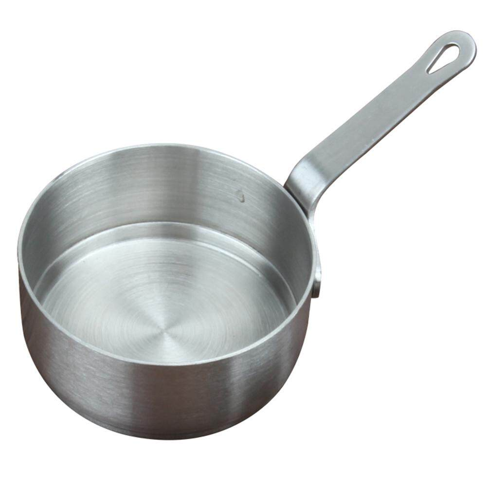 Mini Stockpot Soup Pot Stainless Steel Butter Portable Sauce Pan Coffee Heating Cookware With Handle Kitchen Milk