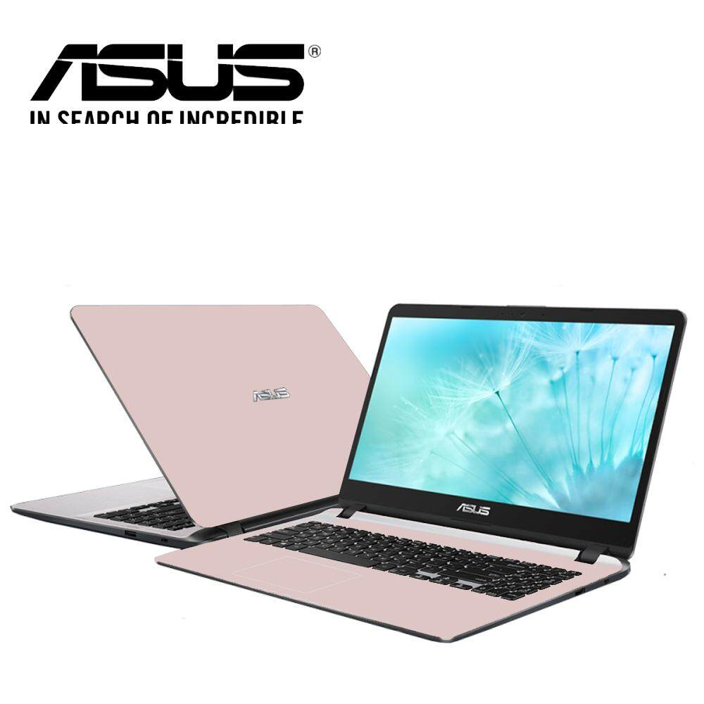 Asus Vivobook A507M-ABR359T 15.6 Laptop Rose Gold (Celeron N4000, 4GB, 500GB, Intel, W10) Malaysia