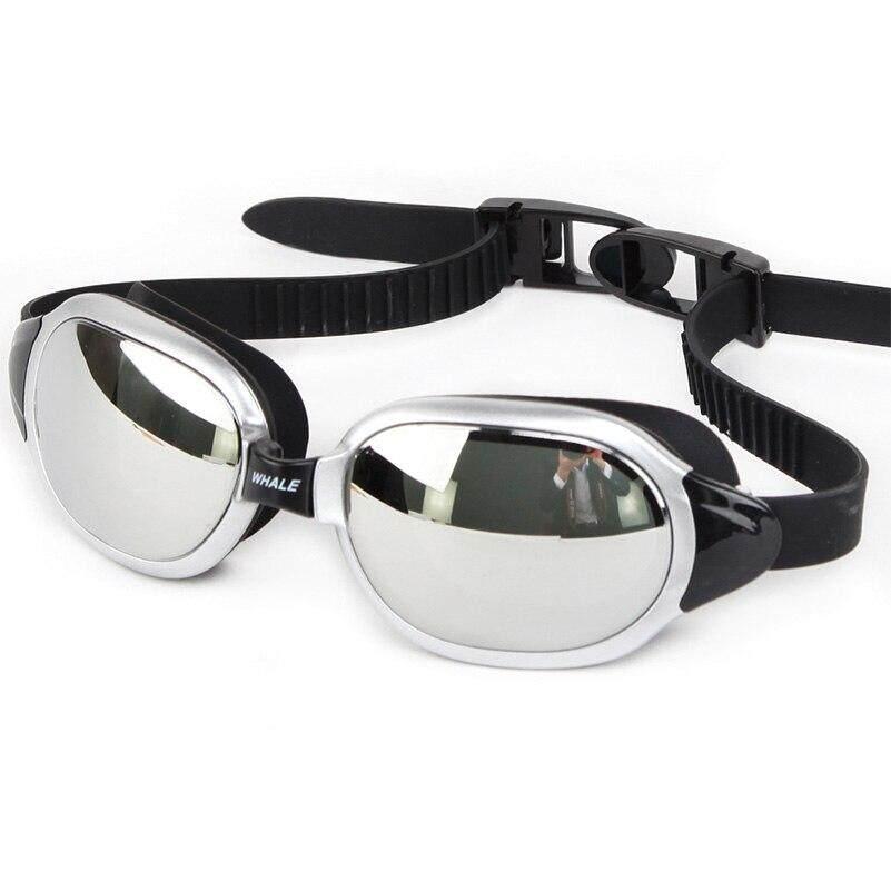 HOT!Professional brands Waterproof silicone Swimming glasses Anti-Fog UV swim goggles for men women goggles Eyewear[Model:SUIMINGYJ0310]