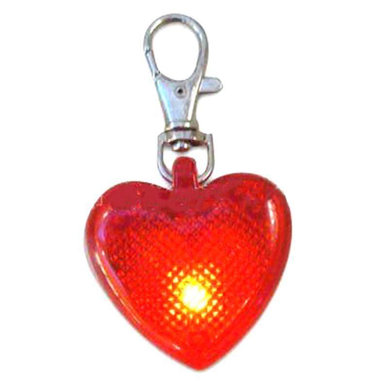 Vòng Cổ Cho Thú Cưng Đèn LED Đèn Kẹp Lên Cổ Áo Không Thấm Nước An Toàn Nhỏ Vừa