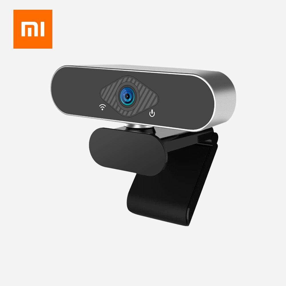 Xiaomi Youpin Xiaovv เอชดียูเอสบีกล้อง Ip 1080p Webcast สดกล้องออกอากาศ Built-In ไมโครโฟนออโต้โฟกัสออนไลน์การประชุมการสอน.