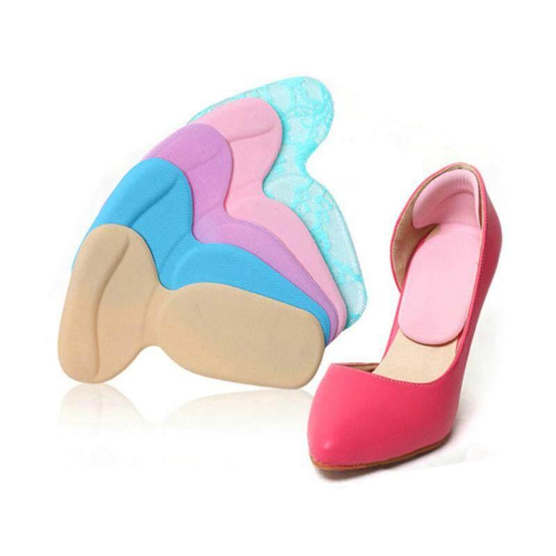 cb54d45e7e 1 pair high heel shoes pad super soft insoles Comfortable Silicone Gel Heel  Cushion Protector Feet