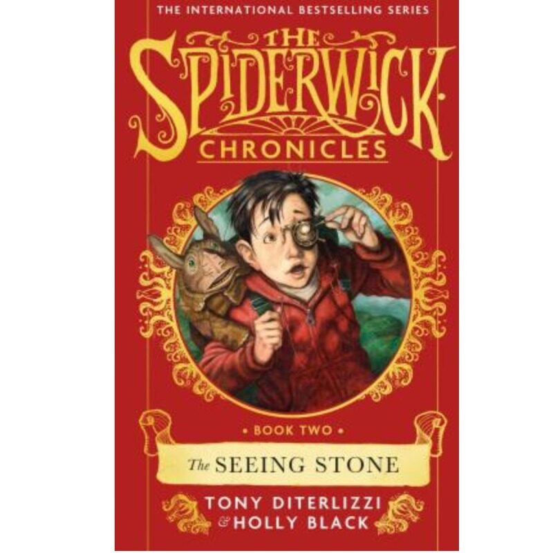 BORDERS EMPOWER KIDS: Spiderwick Chronicles 04: Seeing Stone by Tony Diterlizzi, Holly Black Malaysia