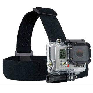 Gắn Dây Đeo Đầu Camera Hành Động Cho Gopro Hero 8 7 6 5 4 3 Xiaomi Yi 4K, Dành Cho Eken H9 SJCAM Dành Cho Phụ Kiện Go Pro thumbnail