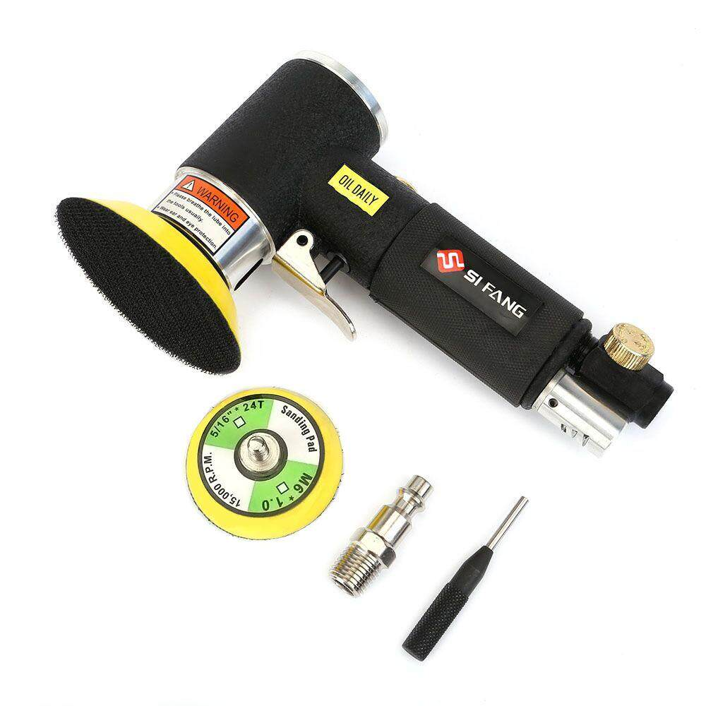 SI FANG 2 3 Mini Orbital Air Sander for Auto Body Work,Latest Stable Version