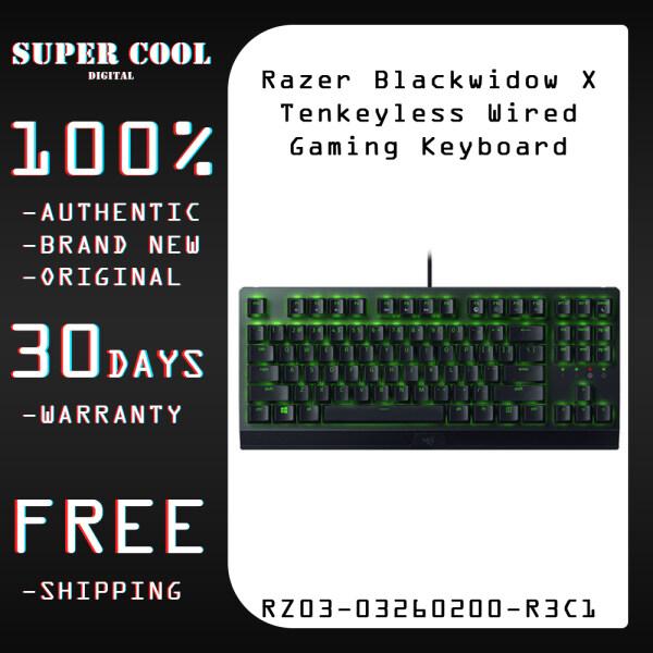Razer BlackWidow X Tournament Edition Gaming Keyboard (RZ03-03260200-R3C1) Singapore
