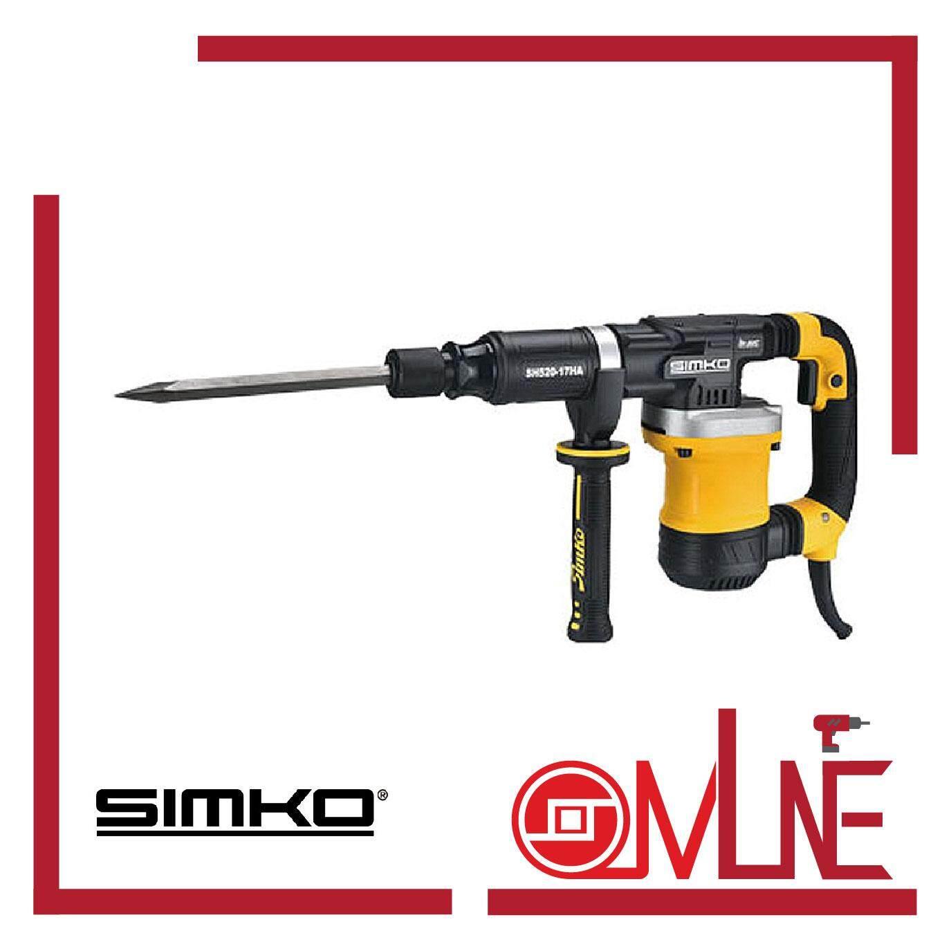 SIMKO SH520-17HA Demolition Hammer [HEAVY DUTY]
