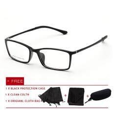 2018 New fashion men women eyewear eyeglasses students flat lens glasses Spectacles for men women 6207
