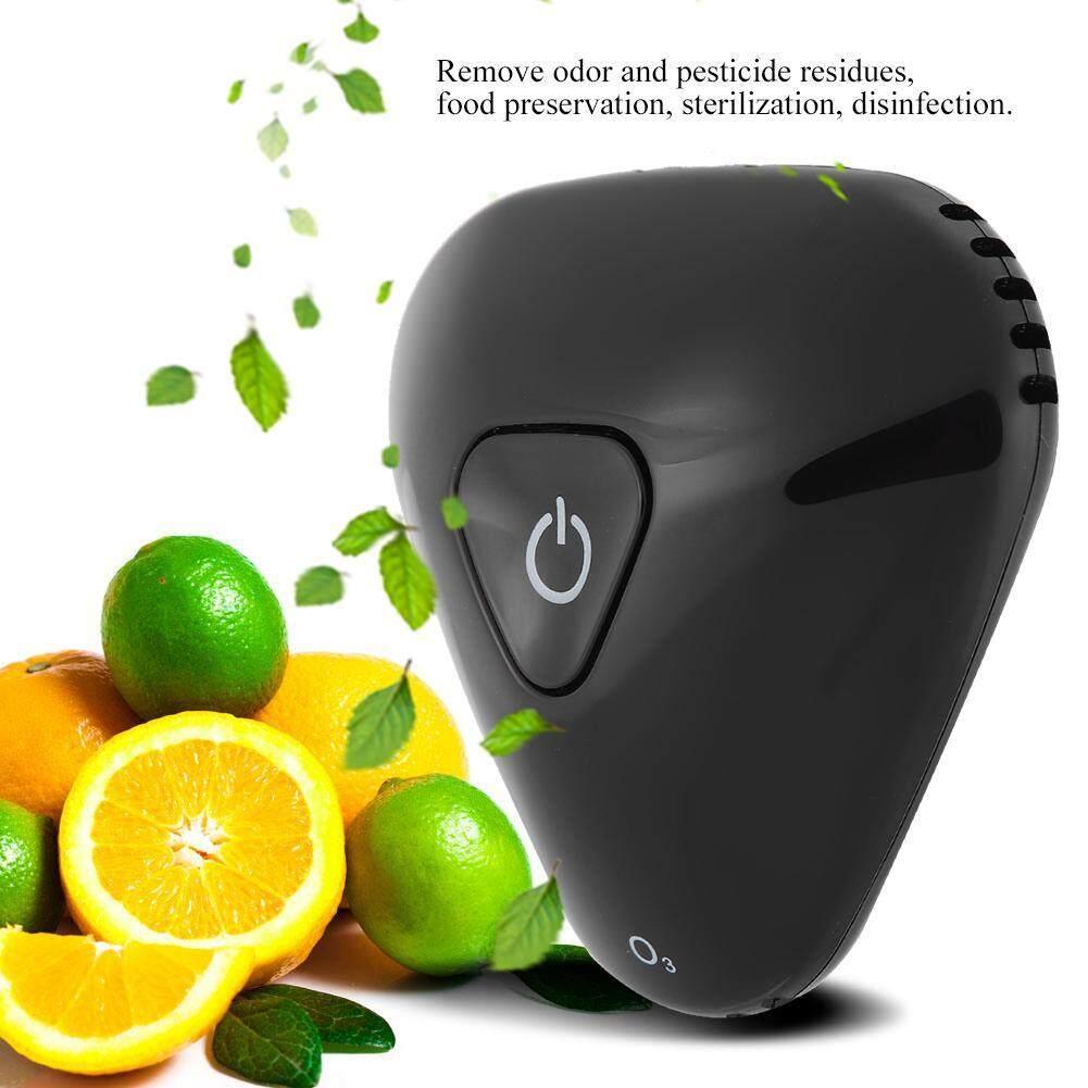 【Time-Hạn chế Promotions】Mini o-zone Máy Phát Điện Máy Tiệt Trùng Sạc USB Khử Mùi cho Tủ Lạnh Tủ Quần Áo