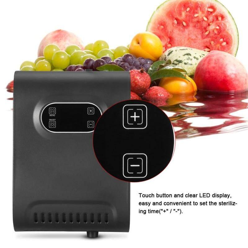 600mg/h Fruit Vegetables Air Water Purifier Sterilizer Ozone Generator Odor Remover (US plug) Singapore