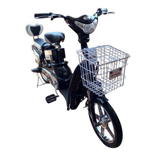 Aima T-Z Electric Bicycle (black) By Power Rider.