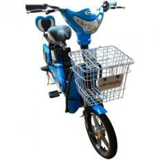 Aima T-Z Electric Bicycle (blue) By Beoi Trading.