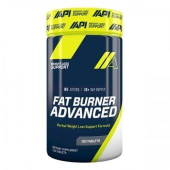 API Fat Burner Advance, Unflavored, 120 Tablets