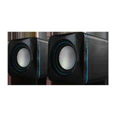 AudioBox U-Cube USB Powered 2.0 Speakers - Blue Malaysia