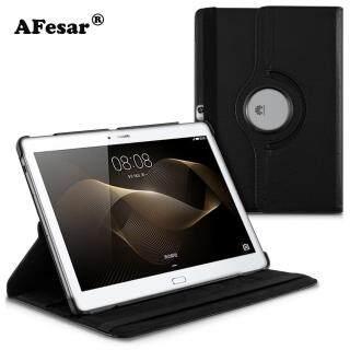Bao Da Cho Huawei MediaPad M2 10.0 (10.1 inch) Máy tính bảng Thông Minh vỏ ốp lưng, siêu Mỏng Cho Huawei M2 10.0-A01M A01L A01W 360 xoay Vỏ Ốp Lưng bảo vệ thumbnail
