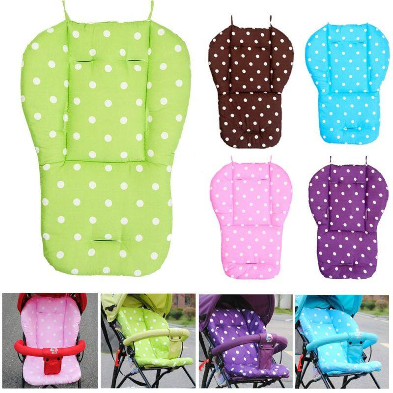 1* Home Shopping Carts Boys Girls Infant Toddler Kid Feeding Chair Cushion Buggy Carriage Child Car Seat Pad Baby Stroller Mat Singapore