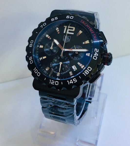 TAG_HEUER CARRERA LIMITED EDITION ALL FUNCTION _ GENEVE MOVEMENT PROMO DEAL Malaysia