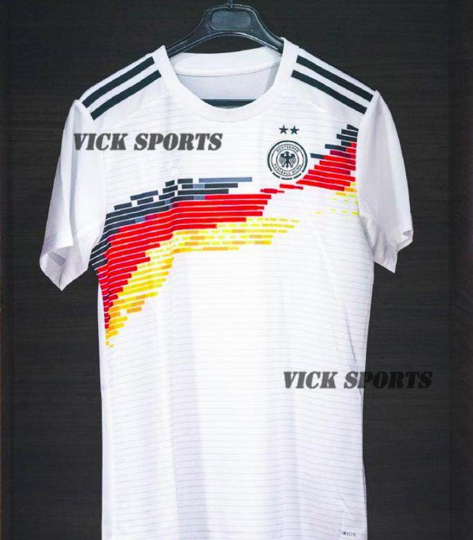 06eef4f3a 2019 2020 Newest Next Season Germany Home and Away Football Jersey Thai  jersey Soccer Training