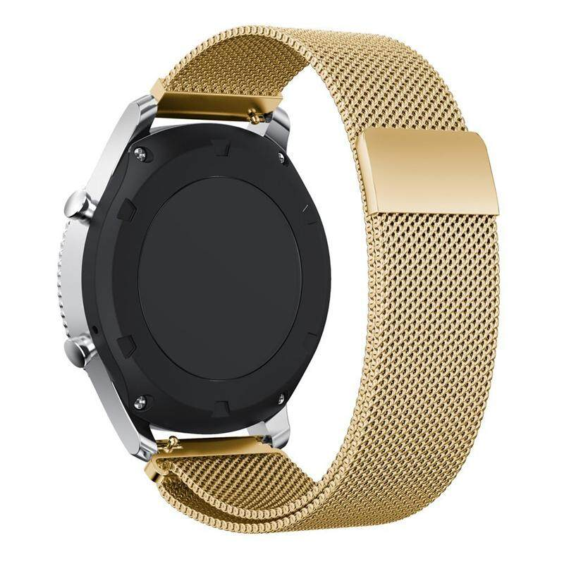 Milanese Metal Wristband Watch Strap for Samsung Gear S3 Frontier / Samsung Gear S3 Classic