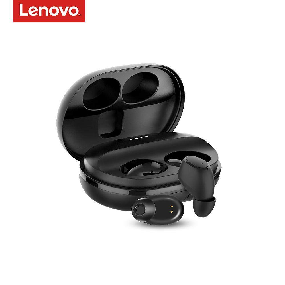 fb03fca7c8b Lenovo S1 TWS BT 5.0 IPX5 Waterproof Earphone True W-ireless Stereo Earbud  1800mAh Headset