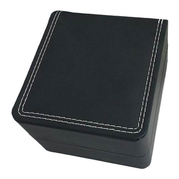 PU Leather Single Watch Box Showxcase Organizer Jewelry Storage Gift Box Malaysia