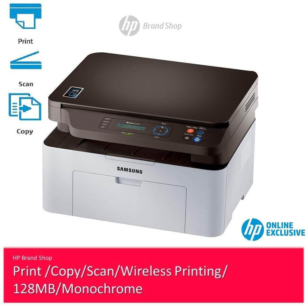HP Xpress SL-M2070W Laser Multifunction Printer (SS298T)