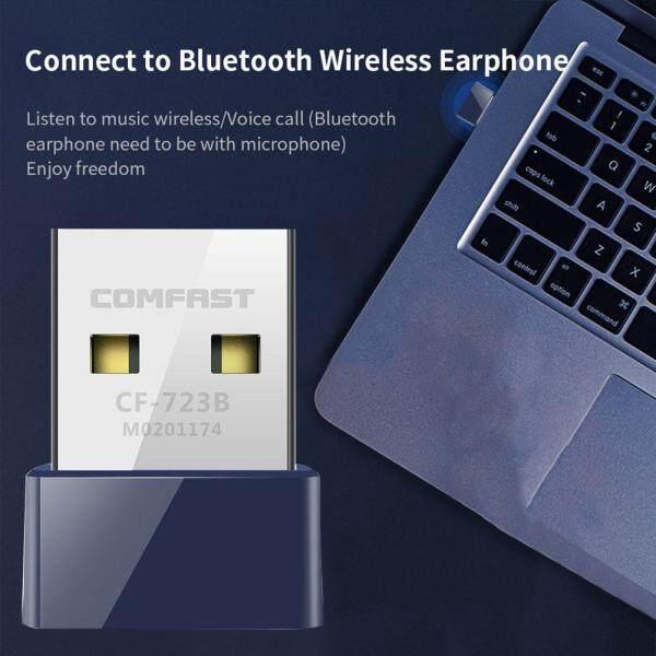 Giá Comfast CF-723B 2 Trong 1 USB Bluetooth WIFI Card Mạng Không Dây