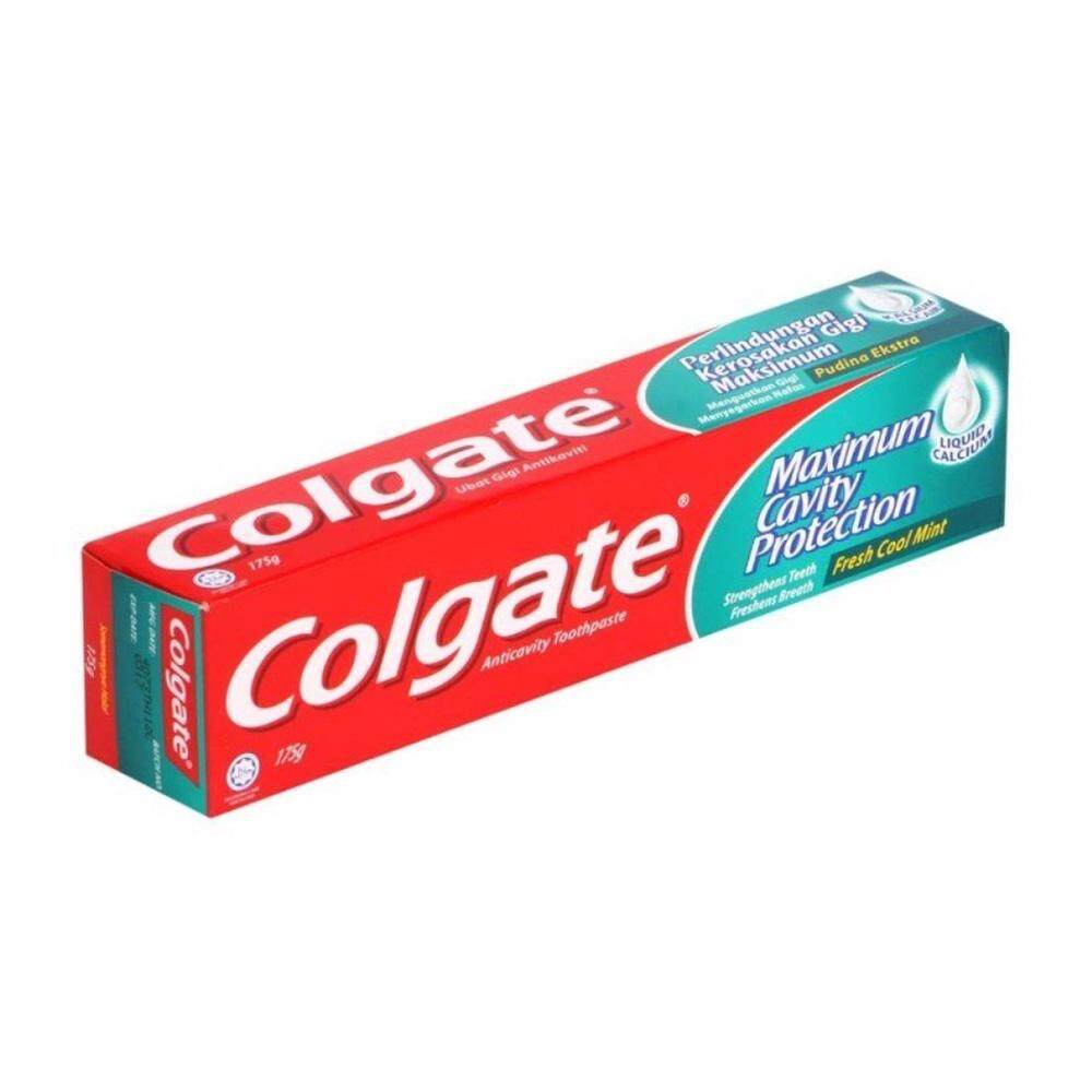 Colgate Maximum Cavity Protection Fresh Cool Mint Toothpaste 175g