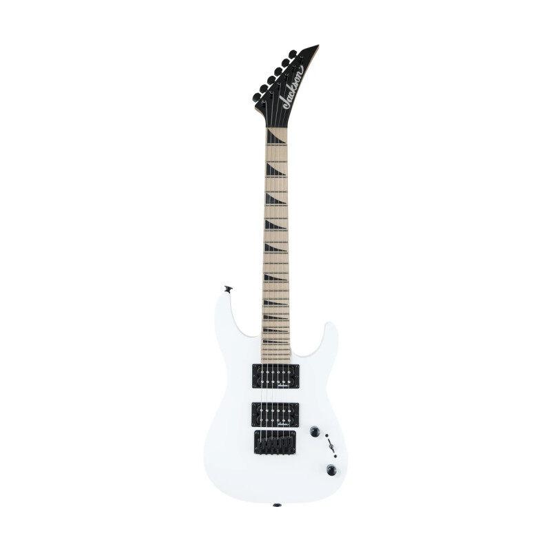 Jackson JS Series Dinky Minion JS1X Electric Guitar, Snow White Malaysia