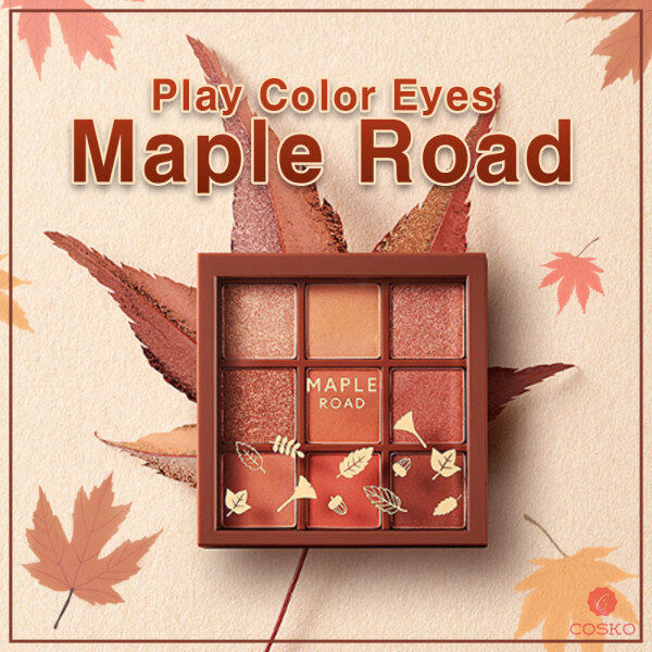 Buy Etude House Play Color Eyes #Maple Road Singapore