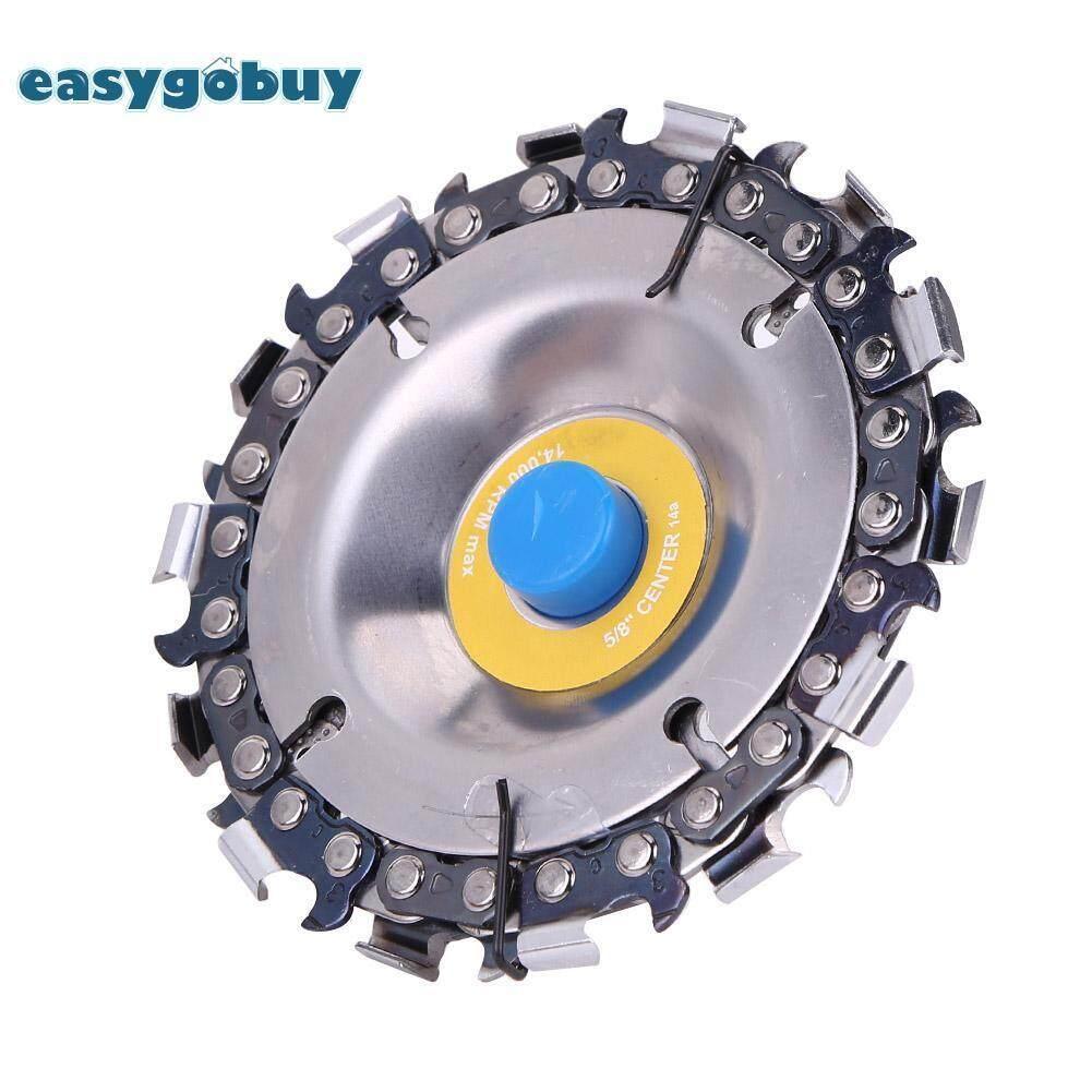 [[Easygoingbuy] 4 inch Máy Xay ĐĨA GỖ Cưa Máy Cắt Dây Chuyền Lưỡi Dao Máy Mài Góc