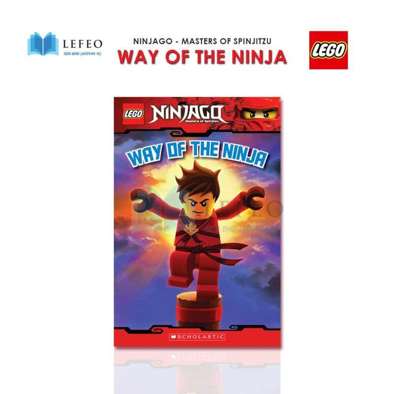 LEGO Nonfiction : WAY OF THE NINJA (READER #1) / A LEGO Adventure in the Real World Malaysia