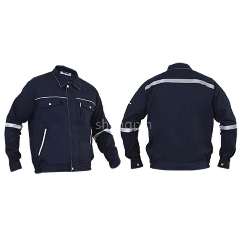 Shangpin Safety Working Jacket Long-Sleeved Male Jacket