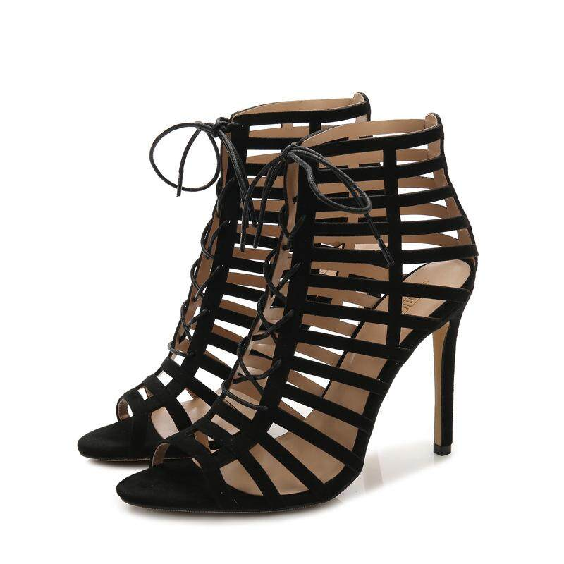 Summer Roman Sandals, Fine Heels, High Heels Sandals By Jewshop.