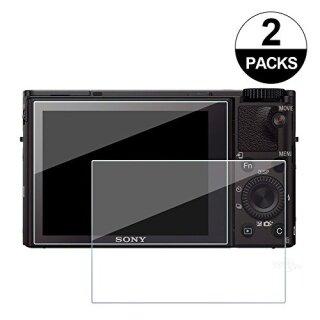 Awinner 2 Miếng Phim Bảo Vệ LCD Sony RX100III RX100II RX100 IV V RX 1R Camera Hành Động Chuyên Dụng Bảo Vệ Màn Hình LCD thumbnail
