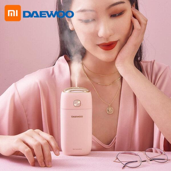 Máy Tạo Độ Ẩm Mini Xiaomi Youpin Daewoo, Máy Tạo Độ Ẩm Không Khí, Máy Lọc Sương Mù, Dụng Cụ Làm Ẩm Cho Văn Phòng, Gia Đình, Phòng Khách