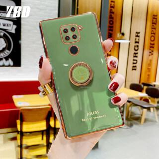Ốp Điện Thoại YBD Cho Xiaomi Redmi Note 9 Note9, Ốp Điện Thoại Chống Rơi Mạ Phong Cách Nữ Tính Có Giá Đỡ thumbnail