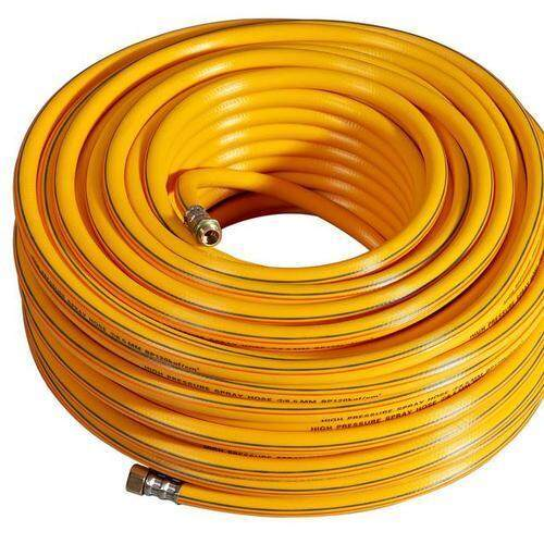 Japan High Pressure Yellow Hose 8.5mm x 14mm x 80m