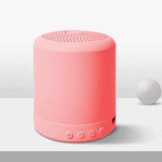 Versea Mini Loa Bluetooth Thông Minh Bluetooth Di Động + FM MP3 Loa Nạp Tiền Âm Nhạc Loa Siêu Trầm Stereo-Quốc Tế thumbnail