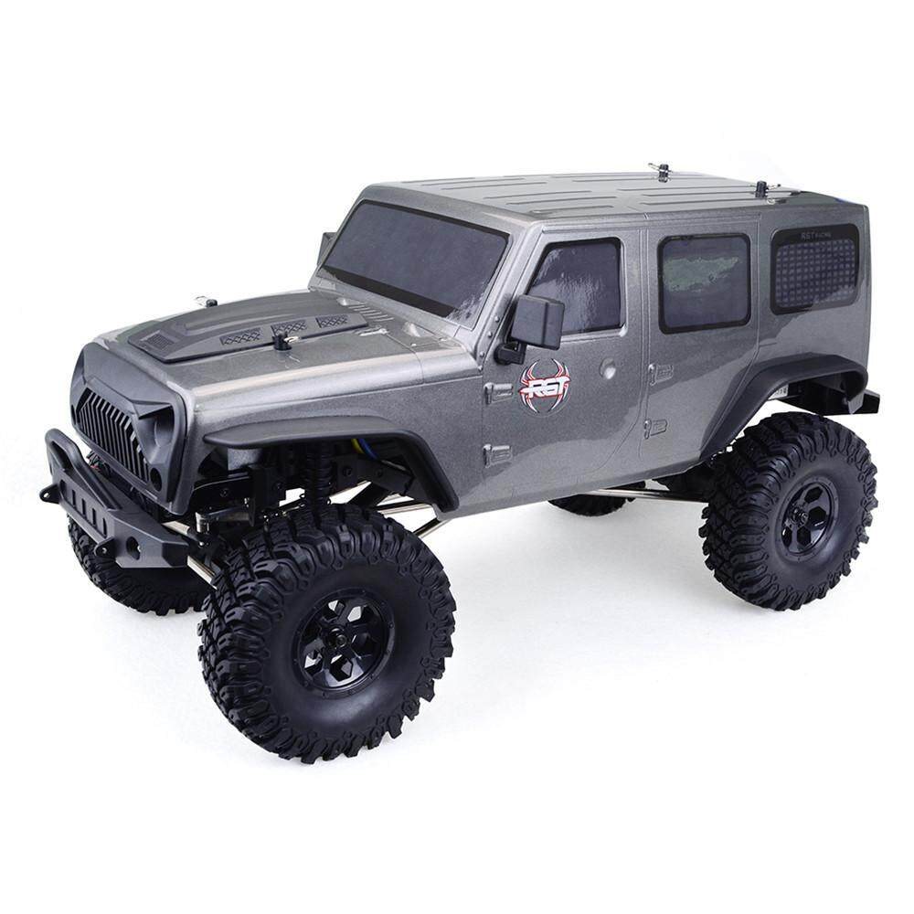 RGT EX86100 1/10 2 4G 4WD 510mm Brushed Rc Car Off-road Monster Truck Rock  Crawler RTR Toy