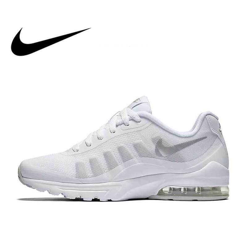 best loved 7058f 5a0bd (Ready Stock)Authentic NIKE AIR MAX INVIGOR Women s Breathable Running  Shoes Sneakers Outdoor Classic