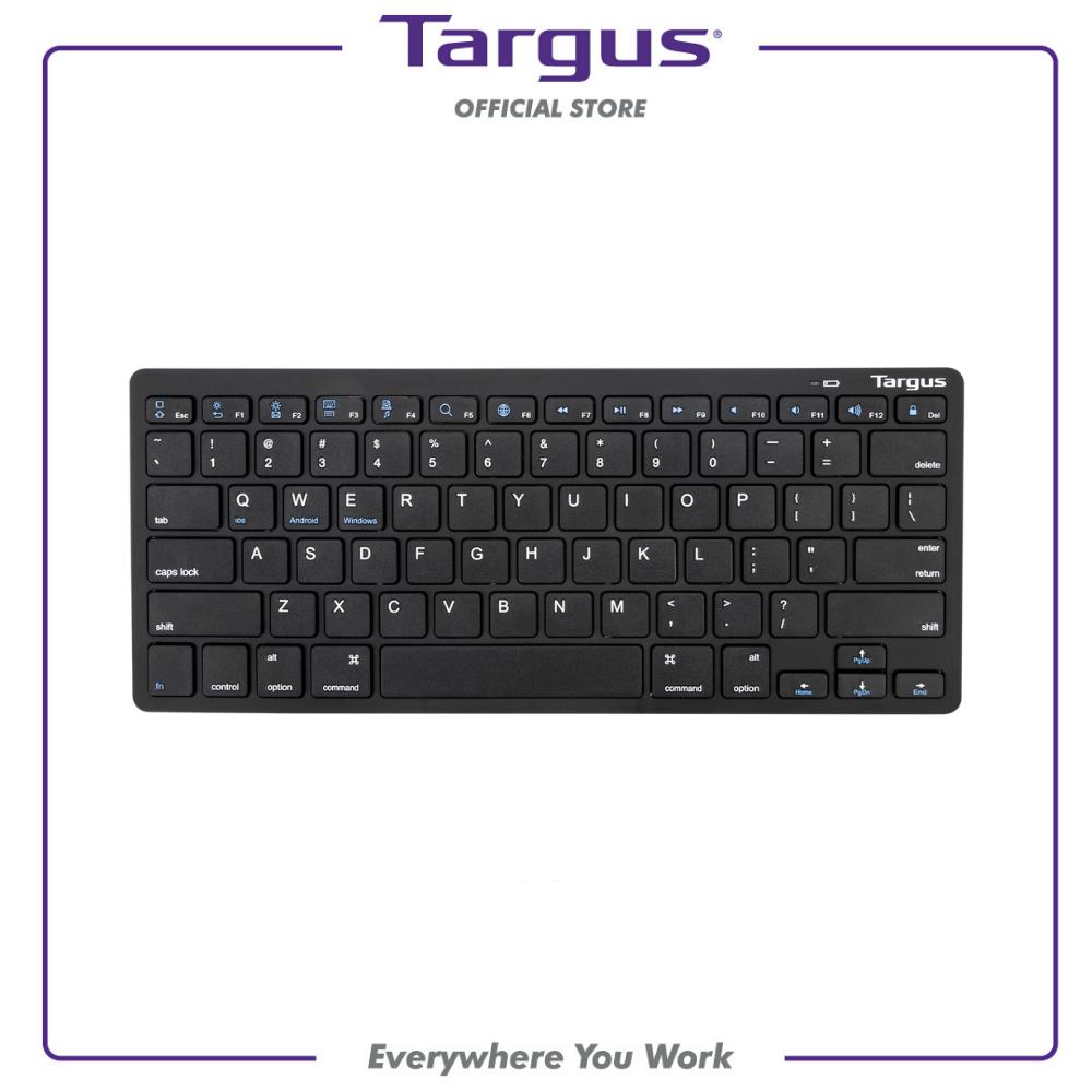Targus KB55 Multi-Platform Bluetooth® Keyboard (Black) / AKB55 Malaysia