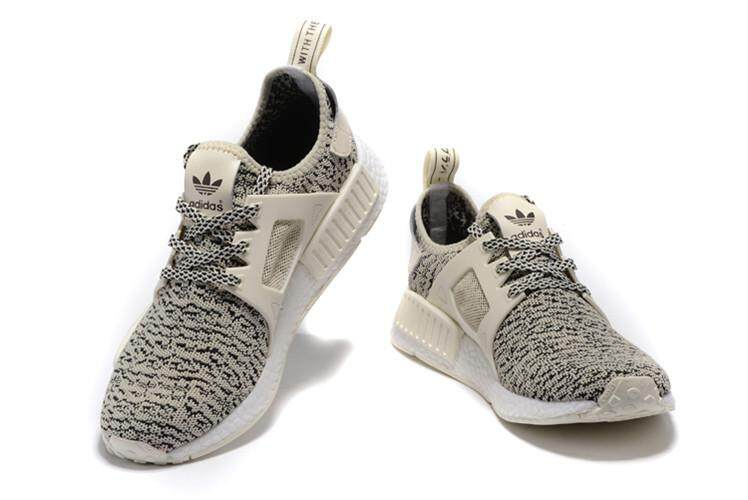 Adidas_original Nmd Xr1.5 Boost Womens Running Shoe Discounted ( Beige ) By Cns078.