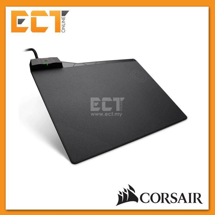 Corsair MM1000 Qi® Wireless Charging Mouse Pad Malaysia